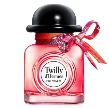 Nouveau parfum Twilly d'Hermès Eau Poivrée