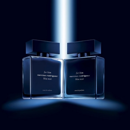 Les parfums For Him Bleu Noir