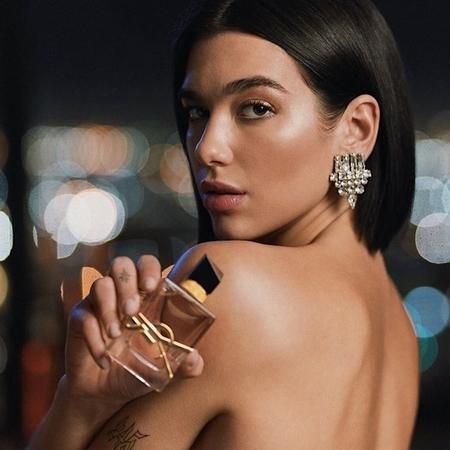 Dua Lipa égérie du parfum Libre YSL