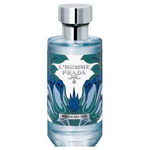 l'Homme Prada Water Splash, le nouveau parfum de vacances selon Prada