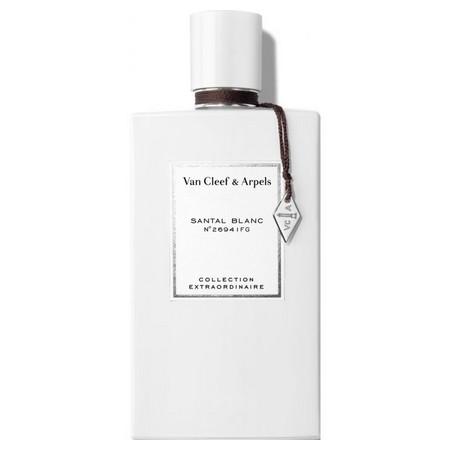 Santal Blanc, la toute dernière douceur lactée de Van Cleef & Arpels