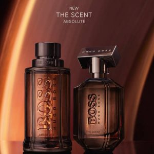 Boss The Scent Absolute d'Hugo Boss, nouveaux parfums et nouvelle publicité