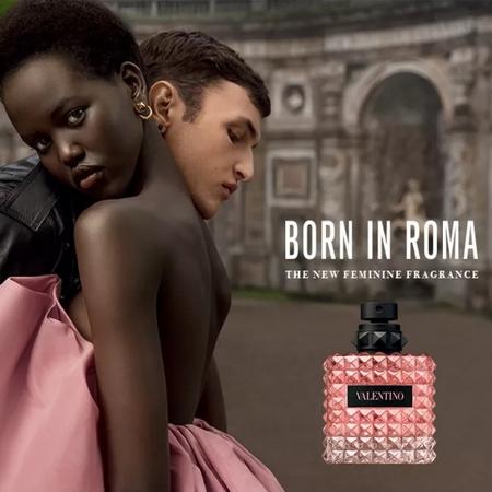 Nouvelle publicité parfums Born in Roma de Valentino
