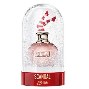 Un nouveau flacon pour les fêtes : Scandal Boule à Neige de Jean-Paul Gaultier