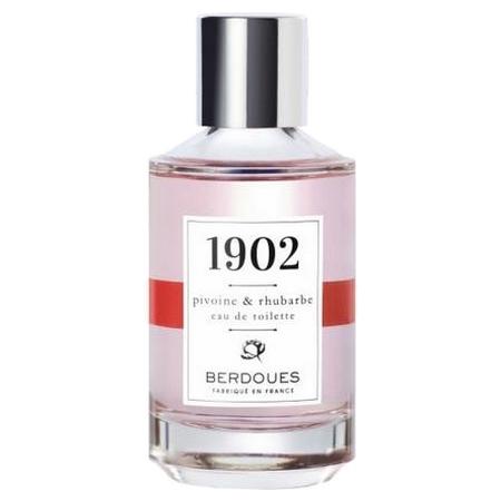 Berdoues : Pivoine & Rhubarbe, un parfum rafraichissant dans la collection 1902