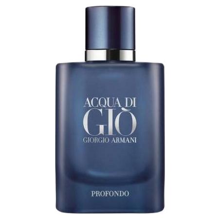 Découvrez l'intensité aquatique de Acqua Di Gio Profondo le nouveau parfum de Giorgio Armani