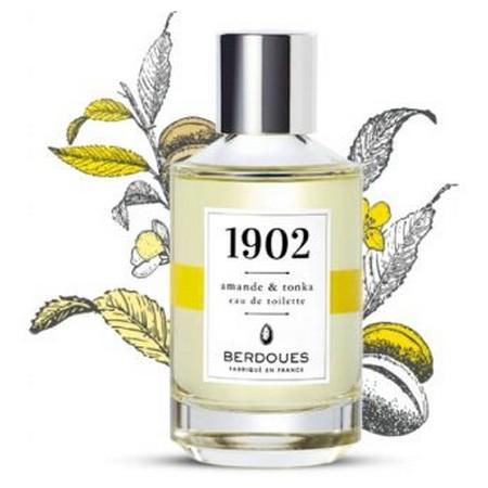Amande & Tonka, la dernière eau de cologne de la prestigieuse collection 1902 de Berdoues