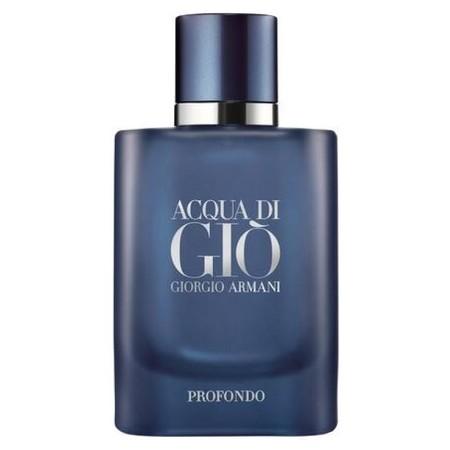 Acqua Di Gio Profondo : un grand plongeon parfumé signé Giorgio Armani Acqua Di Gio Profondo : un grand plongeon parfumé signé Giorgio Armani