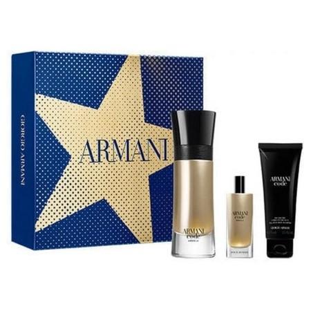 Coffret Armani Code Absolu, le parfum du charme signé Armani
