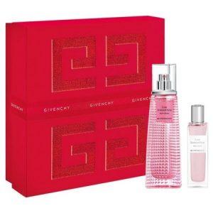 Le parfum Givenchy, Live Irresistible Rosy Crush en coffret