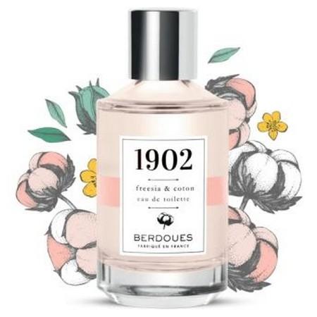 Freesia & Coton, Le songe féminin et parfumé de Berdoues