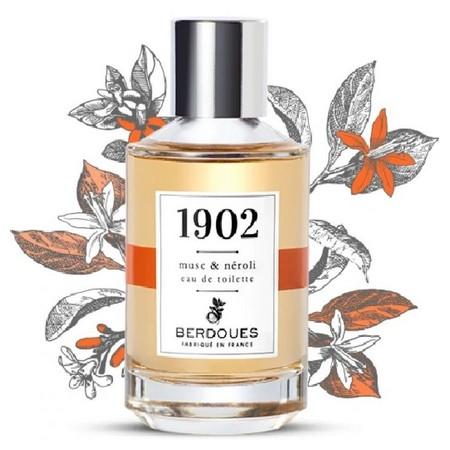 Musc & Néroli de Berdoues, le parfum aux extraits de soleil