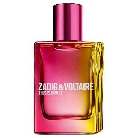 La nouveau parfum de la séduction : This is Love ! Pour Elle de Zadig & Voltaire