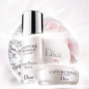 Capture Totale CELL Energy de Dior, le meilleur au service de votre peau