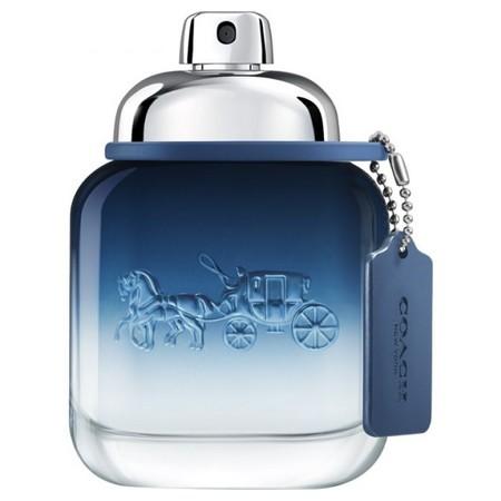 Coach Man Blue, le nouveau parfum d'un voyage dans l'ouest américain