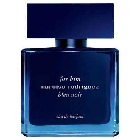 For Him Bleu Noir Eau de Toilette Extrême, le retour sur scène de Narciso Rodriguez