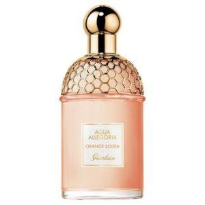 Aqua Allegoria Orange Soleia, une brise parfumée venue de Sicile et signée Guerlain