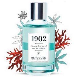 Le souffle maritime de Berdoues : Ylang & Fleur de Sel.
