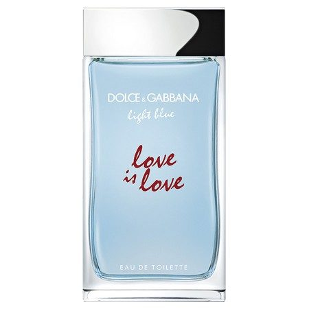 Light Blue Love is Love Pour Femme de D&G, Le parfum de la gourmandise