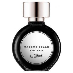 Mademoiselle Rochas In Black, faites place à la nouvelle femme rebelle et glamour de Rochas !