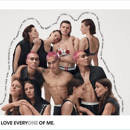 Glen Luchford en partenariat avec Calvin Klein le temps d'une publicité