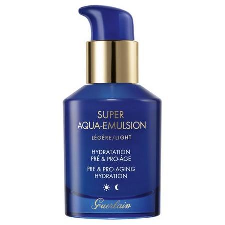 La Super Aqua Emulsion Légère, un soin hydratant et naturel crée par Guerlain