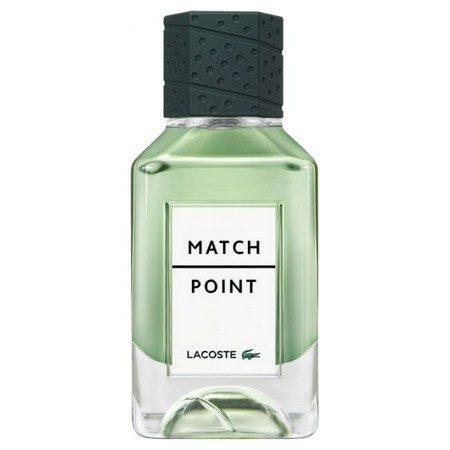 Les nouveau champion de la pub du parfum Match Point de Lacoste