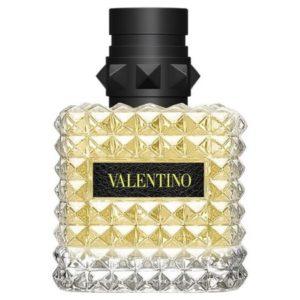 Valentino Donna Born In Roma Yellow Dream électrise la parfumerie tout en s'inspirant de l'art romain