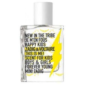 This Is Me, un parfum pour les enfants de la marque Zadig & Voltaire