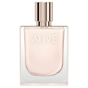Alive Eau de Toilette, Hugo Boss signe une fragrance pleine de vie !