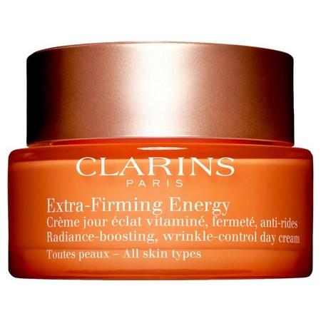 Offrez un éclat vitaminé à votre peau grâce à la crème de jour Extra Firming Energy de Clarins