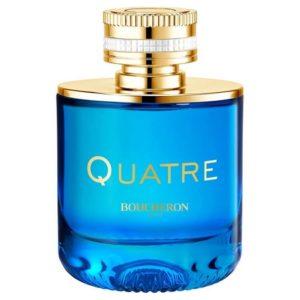 La célèbre bague de Boucheron dans un nouveau parfum : Quatre en Bleu