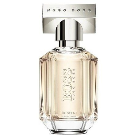 The Scent Pure Accord For Her, le nouveau souffle lumineux et sensuel d'Hugo Boss