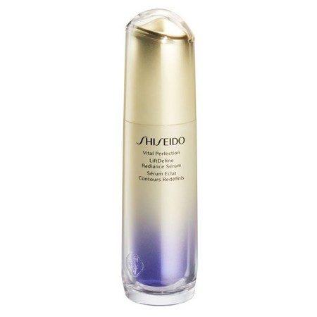 Le Sérum Vital Perfection Eclat Contours Redéfinis de Shiseido, le secret d'une jeunesse inaltérable