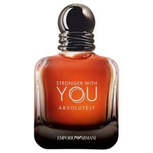 Stronger With You Absolutely, un concentré d'amour signé Emporio Armani
