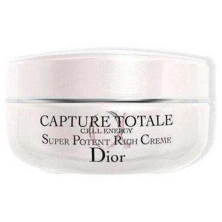 Le soin Capture Totale Super Potent Rich Creme, le secret anti-âge de Dior