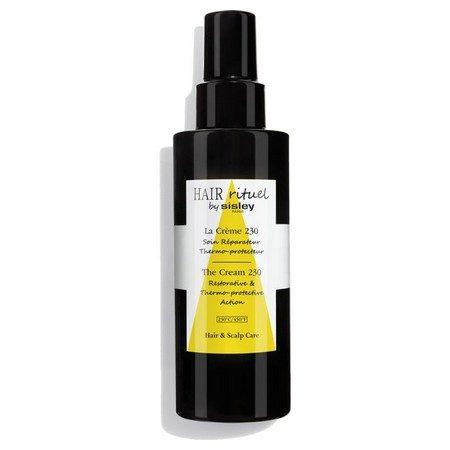 La Crème 230 Hair Rituel de Sisley, pour des cheveux nourris, réparés et parfaitement démêlés