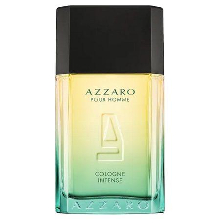 L'iconique Azzaro pour Homme s'offre une nouvelle fraîcheur et devient une Cologne Intense