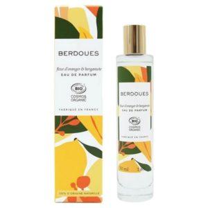 Fleur d'Oranger et Bergamote de Berdoues, un parfum 100 % bio à la puissance solaire