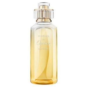 Rivières Allégresse de Cartier, un parfum végétal, floral et rafraîchissant