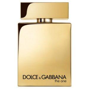 The One Gold For Men de Dolce & Gabbana, le parfum d'un gentleman à l'élégance innée