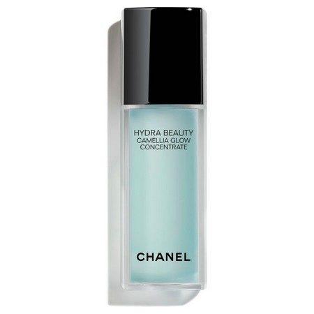 Rendez votre peau plus éclatante avec le soin Hydra Beauty Camellia Glow Concentrate de Chanel