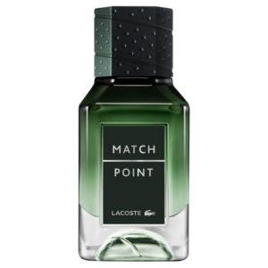 Match Point Eau de Parfum de Lacoste, l'effervescence d'une balle de match lancée à pleine puissance !