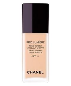 Chanel – Pro Lumière Fond de Teint Modeleur Unifiant SPF 15