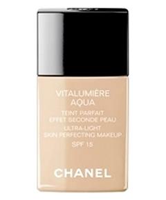 Chanel – Vitalumière Aqua Teint Parfait Effet Seconde Peau