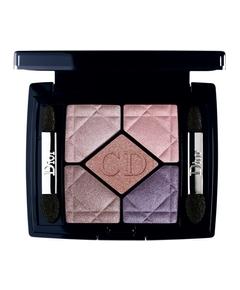 Christian Dior – 5 Couleurs Iridescent Palette Fards à Paupières Lumières Vibrantes