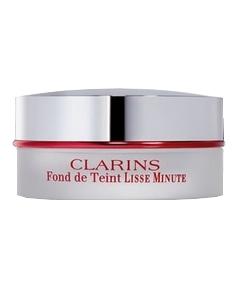 Clarins – Fond de Teint Lisse Minute